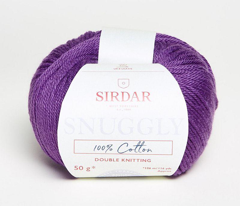 Sirdar Snuggly 100% Cotton DK
