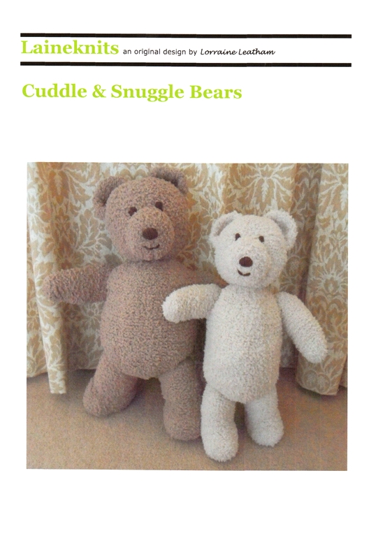 Cuddle and Snuggle Bears