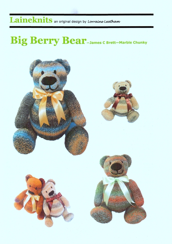 Big Berry Bear