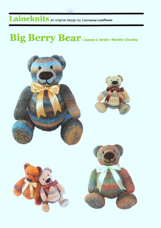 Big Berry Bear