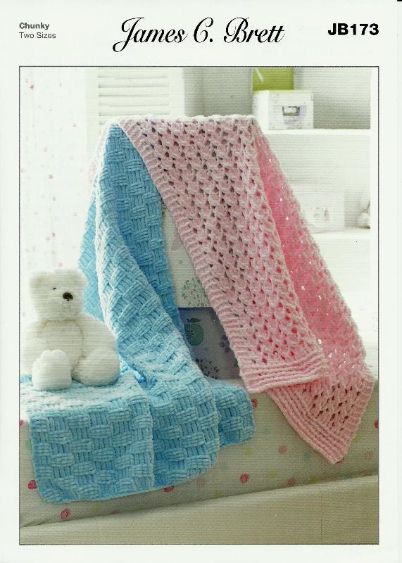 JB173 CH Blankets