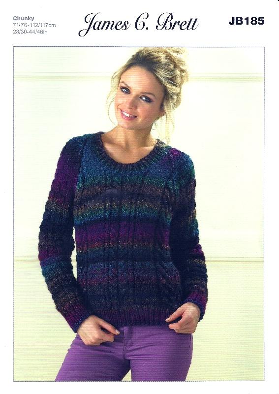 JB185 CH Sweater