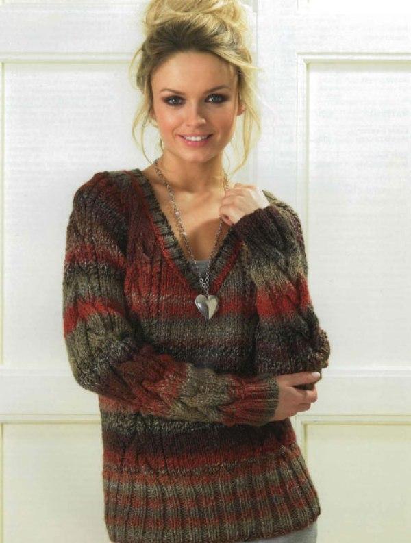 JB187 CH Sweater