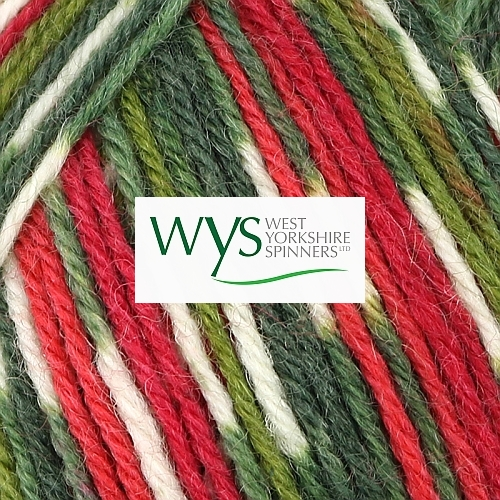 Signature 4 Ply Festive Prints