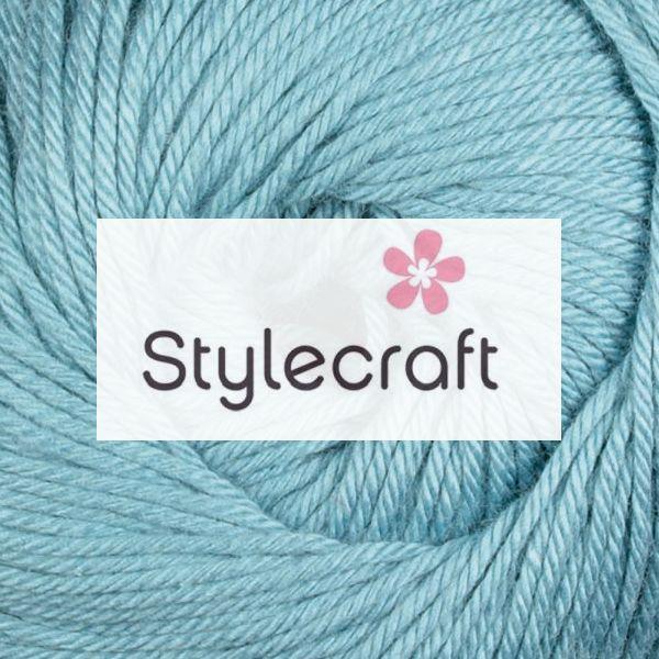 Stylecraft Naturals Bamboo+Cotton DK