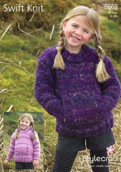 8669 S/CH Sweater/Hoody