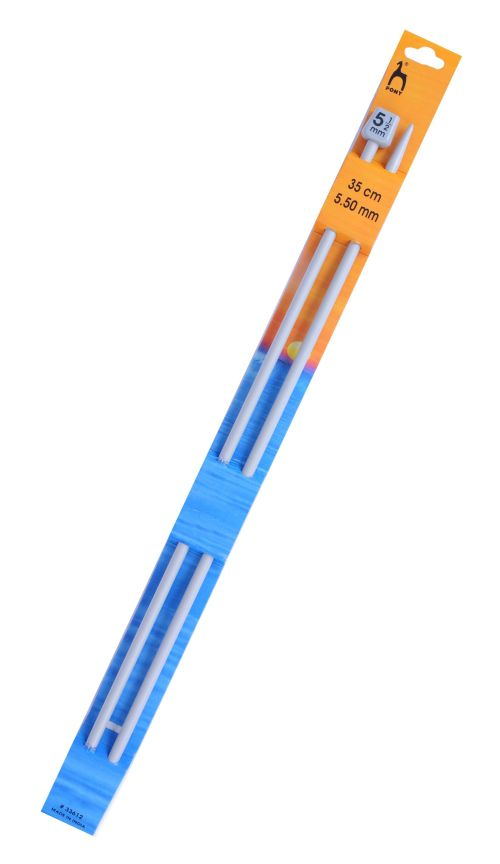 PONY 5.5mm Knitting Needles 35cm
