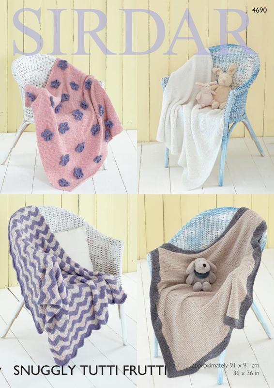 4690 Aran Blankets