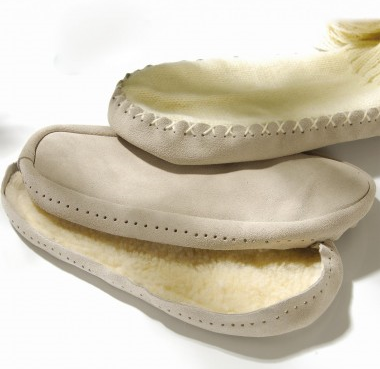 Slipper Sock Sew-on Soles (Adult)