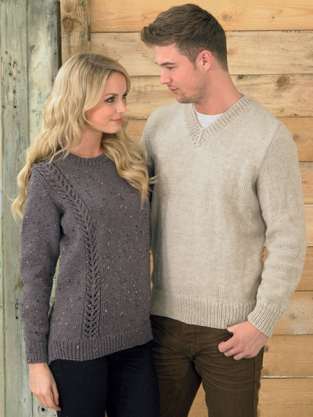 JB213 Aran Sweaters