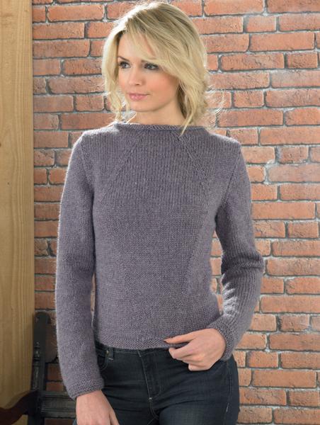 JB224 Aran Sweater
