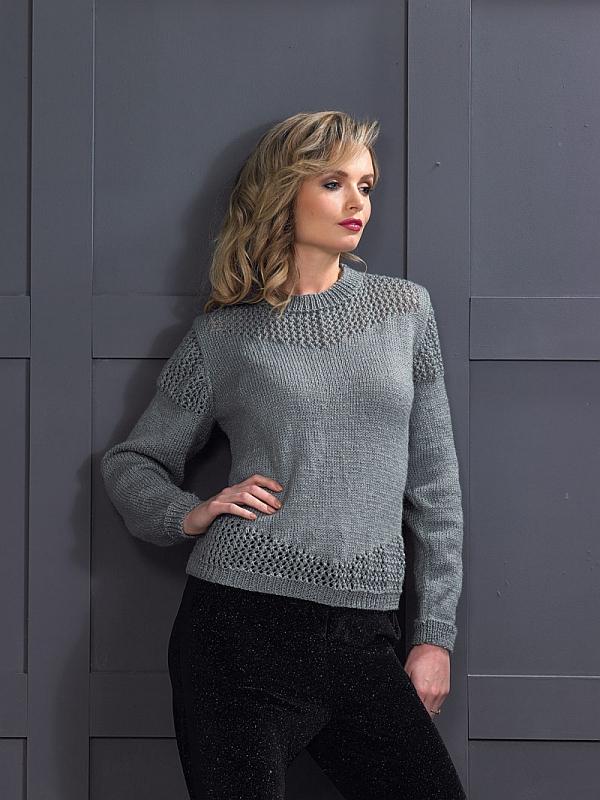 JB571 DK Sweater