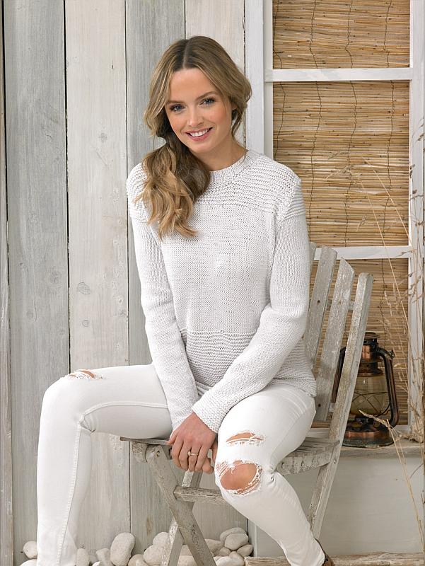 JB596 DK Sweater/Top