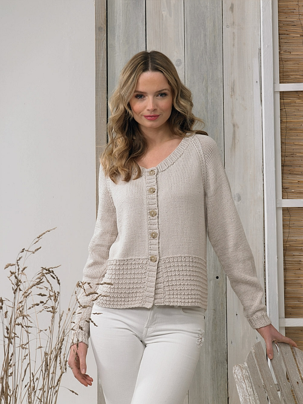 JB597 DK Sweater, Cardigan