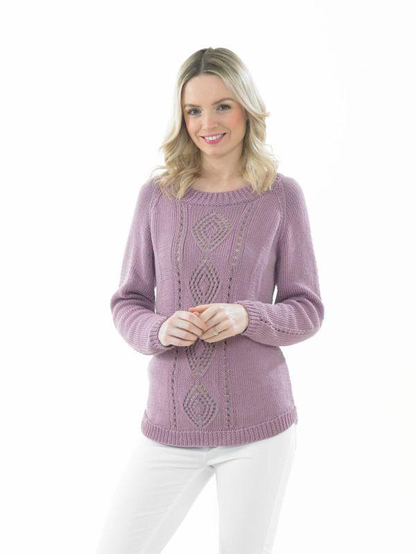 JB671 DK Sweater