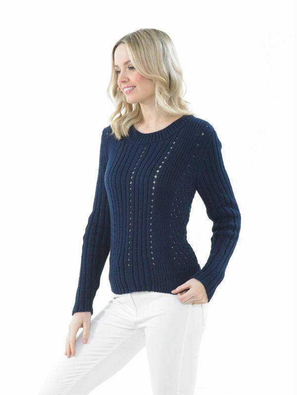 JB673 DK Sweater
