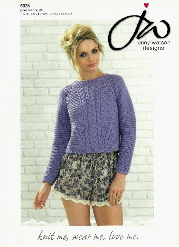 5026 DK Sweater